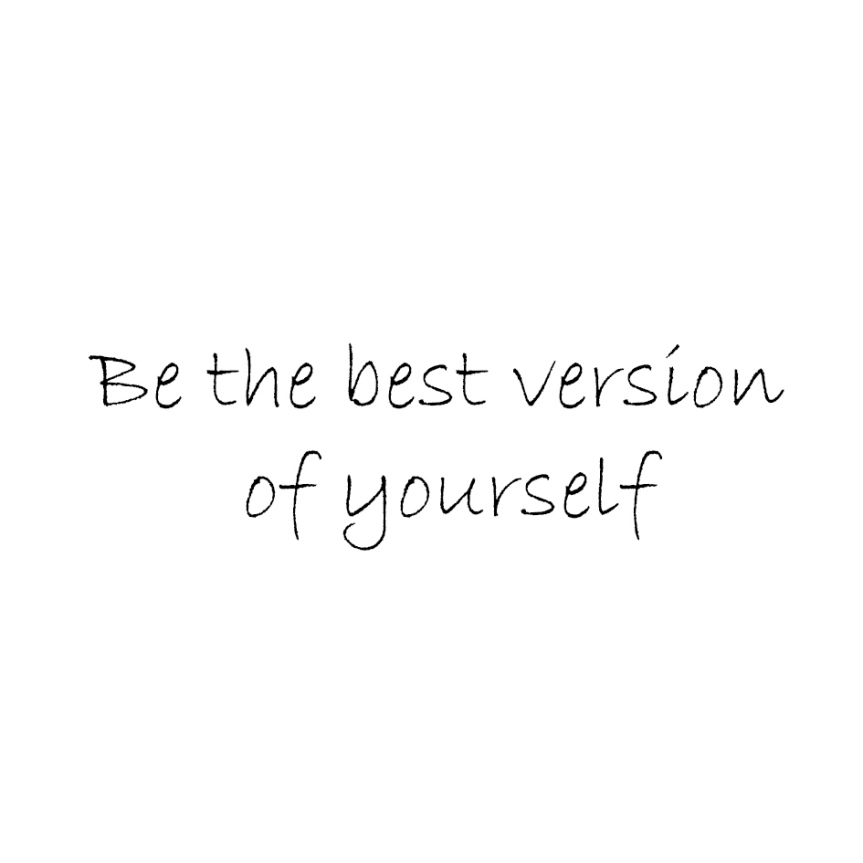 How to accept yourself and stop comparing yourself toothers?