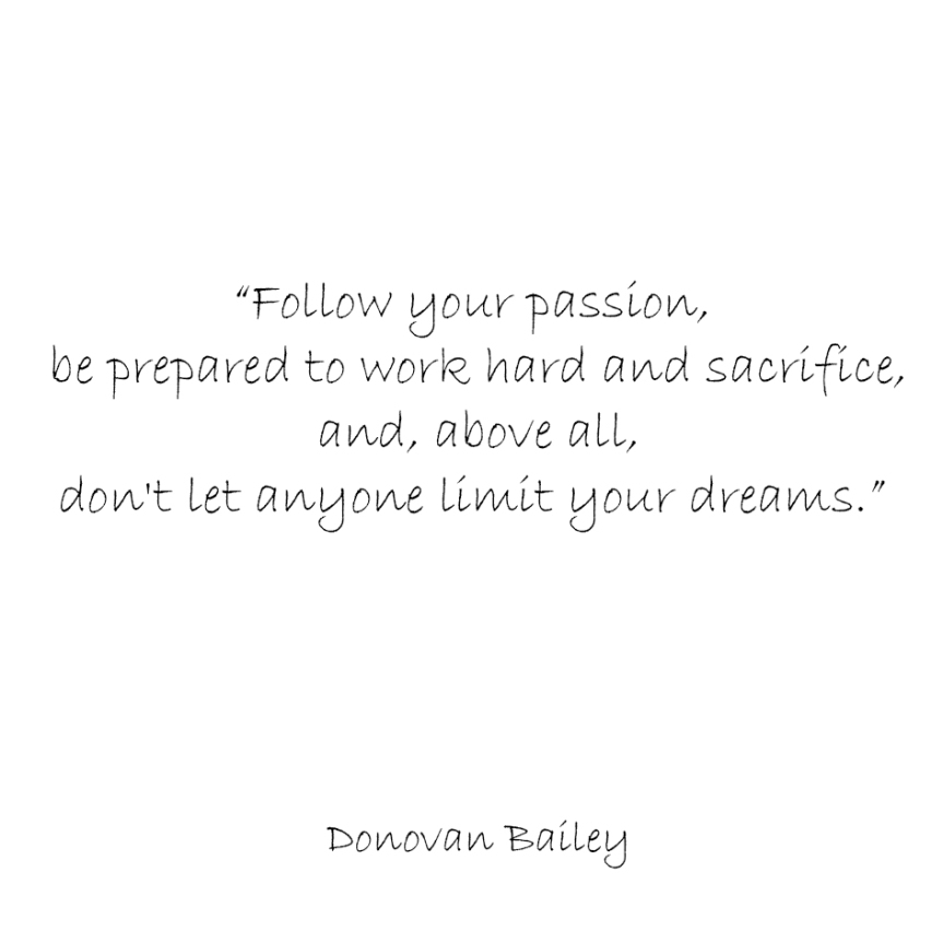 How to follow yourpassion?